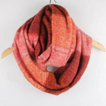 Fall/Winter Scarf-2014 New Style Scarf-Women's Scarf-Vintage Scarf-Artificial Wool Scarf -Boho Scarf-Knit Cowl Scarf-Handmade Colorful Scarf